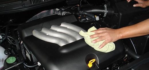 Как правильно мыть двигатель автомобиля? Руководство по мойке двигателя своими руками