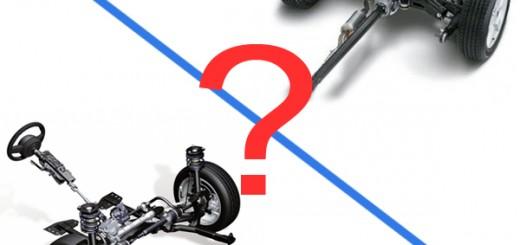 Что лучше выбрать задний или передний привод? Разбираемся вместе
