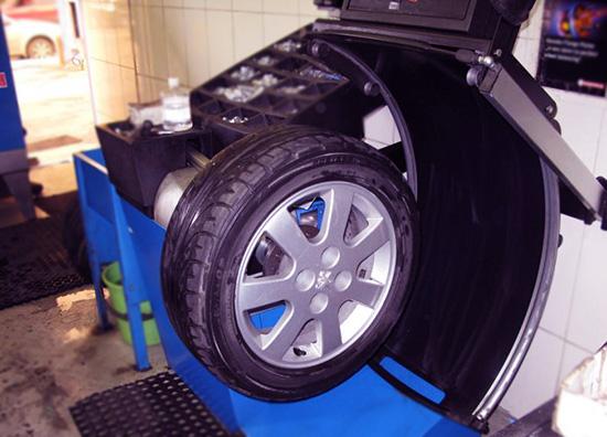 Что такое балансировка колес?