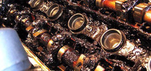 Что будет если не менять моторное масло?
